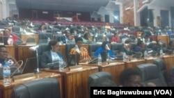 Inteko ishinga amategeko y'u Rwanda