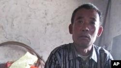 Ông Trần Quang Phục, anh của luật sư Trần Quang Thành