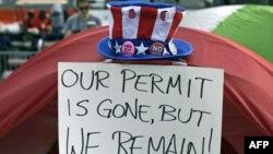 Vazhdojnë protestat kundër luftës dhe lakmisë së korporatave