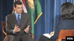 دیوید کوهن، معاون وزیر خزانه داری آمریکا در امور مالی و تروریسم