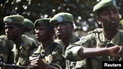Tentara Republik Demokratik Kongo (DRC) memperkosa sedikitnya 130 perempuan di kota Minova, Kongo timur (foto: dok).
