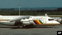 The budget airlines are competing against the state-owned Air Zimbabwe.
