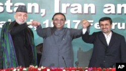 د امریکا سفیر واشنګټن ته د پاکستان په هکله پټ پیغام لېږلی