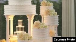 Wedding cakes play a significant role in solemnizing marriage ceremonies. (File Photo)
