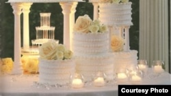 Wedding cakes play a significant role in solemnizing marriage ceremonies. (File Photo/Courtesy Image)