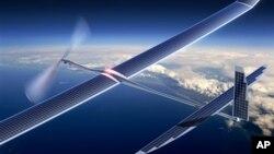 Los drones de Titan pueden volar interrumpidamente hasta cinco años y captar imágenes de alta resolución de la Tierra.
