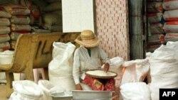 Gạo là lương thực chính yếu ở phần lớn các quốc gia Á châu