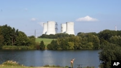 Dukovany nuclear power plant in Dukovany, Czech Republic, Sept. 27, 2011.