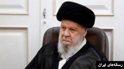آیت الله موسوی اردبیلی رئیس پیشین دیوان عالی کشور
