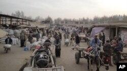 ورښتونو افغانستان کې د غلو نرخونه راټیټ کړي