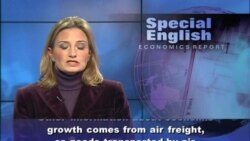 Uneven Signs of Growth in the Transport Industry