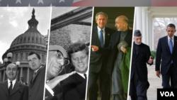 Afghanistan Former Leaders