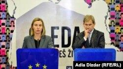 اروپايي اتحاد پر ترکیې باندې د همکارۍ دپاره دفشار اچول غواړي.