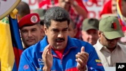 """La ley habilitante permitirá a Maduro legislar para proteger su país """"contra la injerencia de otros Estados en asuntos internos de la república"""" de Venezuela."""