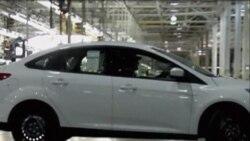 Industri Otomotif AS Tampilkan Inovasi - Laporan VOA 10 April 2012