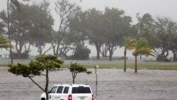 Irma ဟာရီကိန္း မုန္တိုင္းဒဏ္ ဖေလာ္ရီဒါ အျပင္းအထန္ခံရ