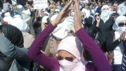 تأثير مرگ قذافی بر جنبش مردمی در سوريه