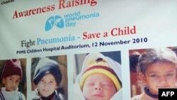 Pneumonia: Vrasësi kryesor i fëmijëve të vegjël
