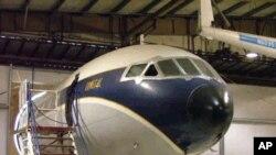 Muzej zrakoplovstva u Seattleu restaurira jedan povijesni DeHavillandov Comet