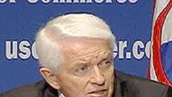 ابراز نگرانی ريیس اتاق بازرگانی آمریکا نسبت به لایحۀ تحریم های یک جانبۀ ايران در کنگره
