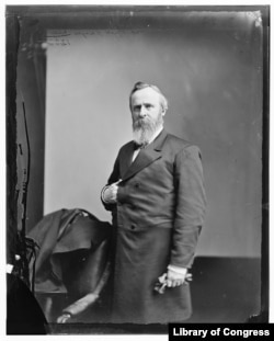 Rutherford B. Hayes, President