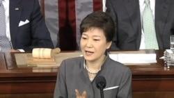 South Korean President Says North Korea Needs to Make a Choice