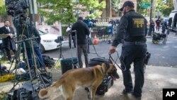 د نیویارک پولیسو د منهاتن امنیتي تدابېر سخت کړي
