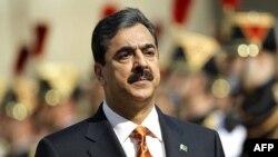 Прем'єр-міністр Пакистану Юсуф Раза Ґілані