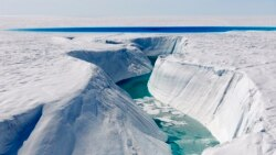 Science in a Minute: Earth Losing About 87000 Square KM of Cryosphere Per Year