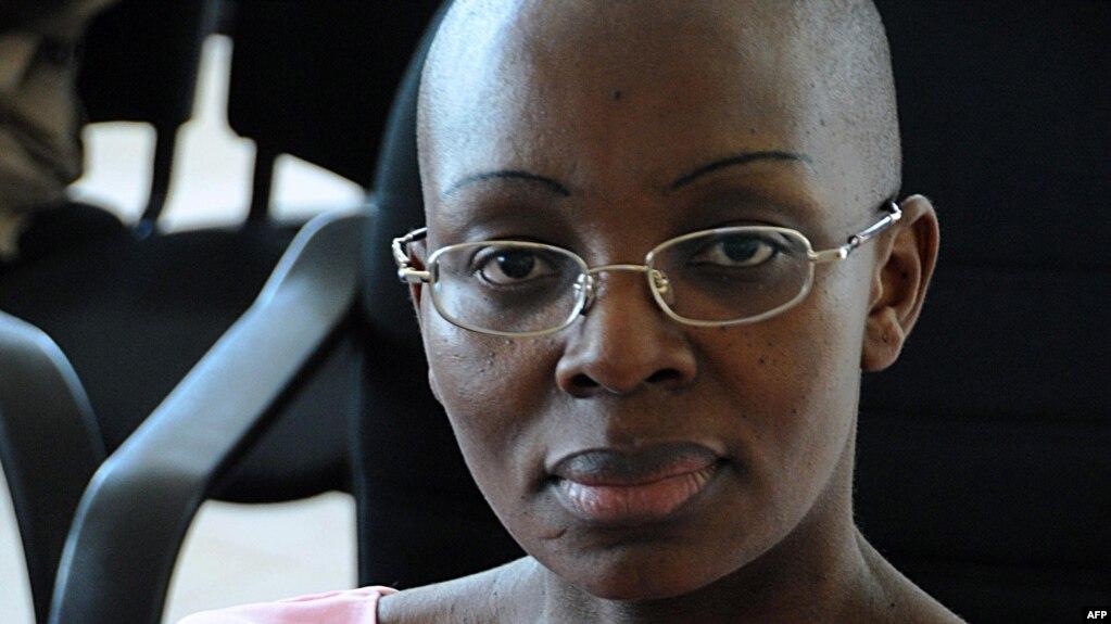 Abayoboke b'ishyaka FDU Inkingi rya Victoire Ingabire bari mu maboko ya polisi mu Rwanda