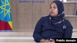 Dura teessuu DEHIDEN fi ministriin nagaa , Aadde Mufriyaat Kaamil