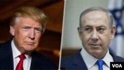نتنیاهو و ترمپ هردو نسبت به معاملۀ هستهای ایران بد بین اند