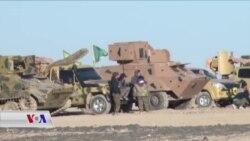 Planên Tirkîyê yên Derbarê Operasyoneke ser Efrînê