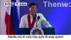 Ông Duterte gọi ông Kim Jong Un là 'một kẻ ngốc'