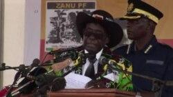 Mutungamiri Wenyika VaRobert Mugabe Votenda Mwari Nekuchengetedza Kusvika Pari Zvino