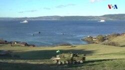 NATO-nun adsız düşmənə qarşı Norveç hərbi təlimləri