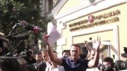 俄羅斯反對派領袖納瓦爾尼獲釋