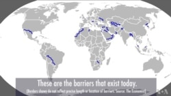 Global Increase of Walls & Barriers