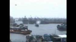 China Taiwan Typhoon update