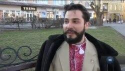 Як американець за рік українську мову вивчив. Відео