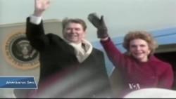 Nancy Reagan Yaşamını Yitirdi