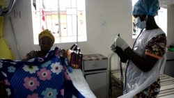 Some Sierra Leone Nurses Have Not Been Paid in Months