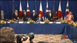 Трамп оголосив про запровадження нових економічних санкцій проти Північної Кореї за її ядерні амбіції. Відео
