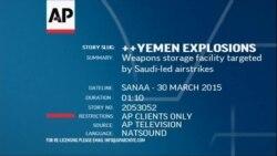 Yemen Explosions