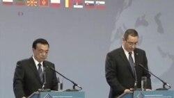 李克强:五年内促使中国与中东欧国家贸易翻番