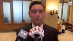 """Vecchio: En la OEA """"ya se fue la dictadura"""""""