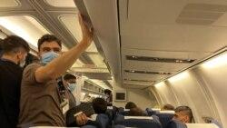受困的阿富汗飛行員開始離開烏茲別克斯坦