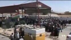 سقوط دو شهر موصل و تکریت در عراق