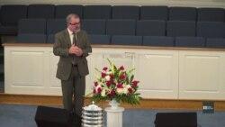 Баптистський проповідник допомагає людям подолати наркозалежність. Відео