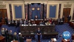 US Senate Begins Trump Impeachment Trial